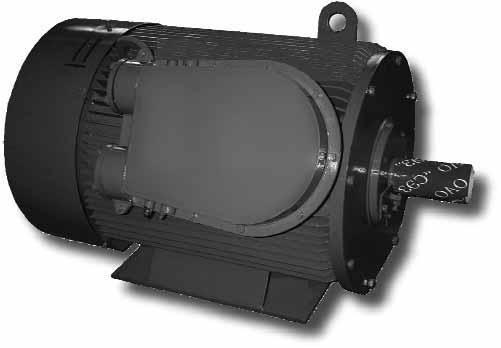 Электродвигатель асинхронный взрывозащищенный низковольтный 1ВАО-280MB-0,66-8У2
