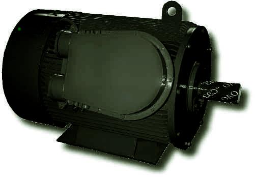 Электродвигатель асинхронный взрывозащищенный низковольтный 1ВАО-280M-0,38-2У2