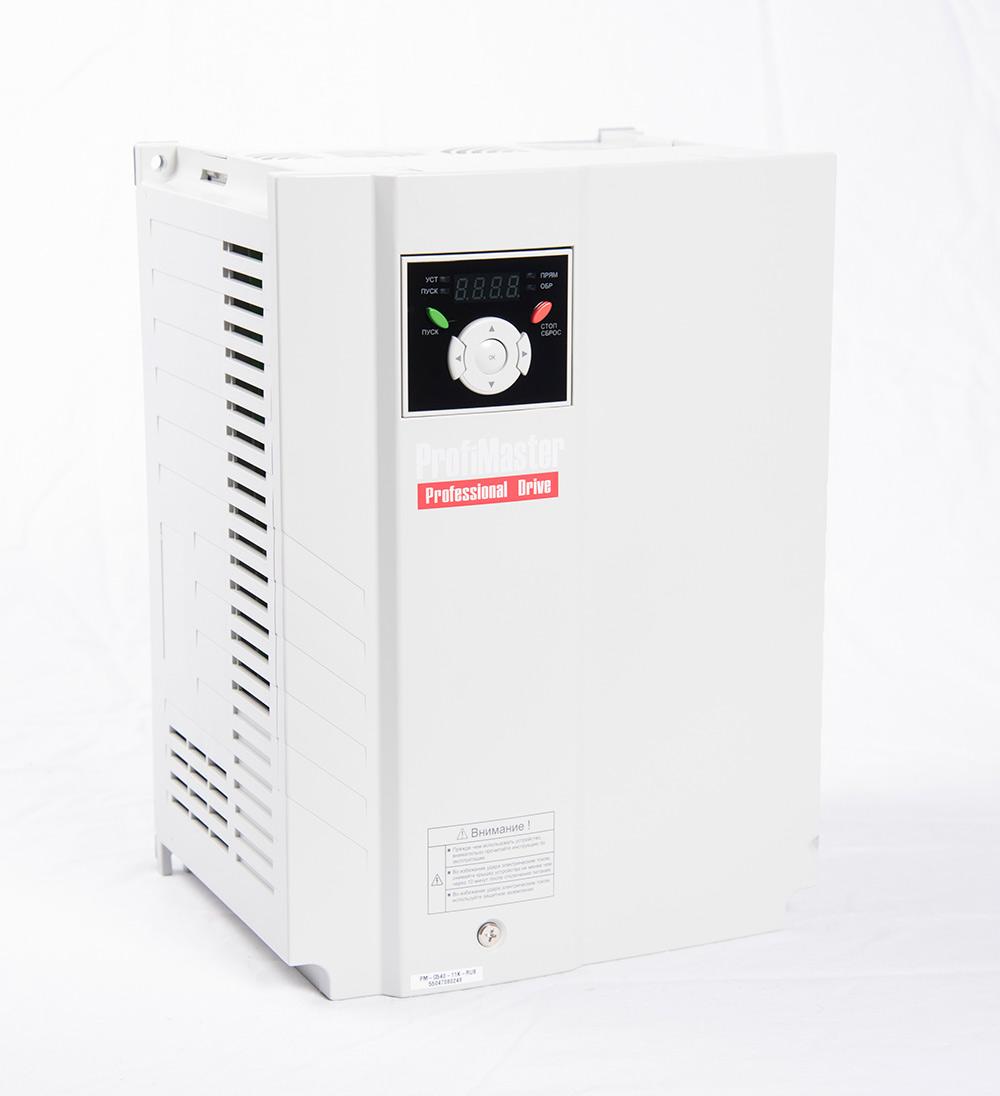 Преобразователь частоты PM-G540-11K-RUS (11 кВт)