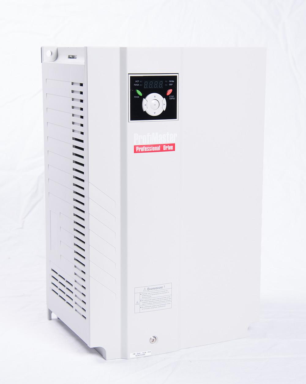 Преобразователь частоты PM-G540-7,5K-RUS (7,5 кВт)