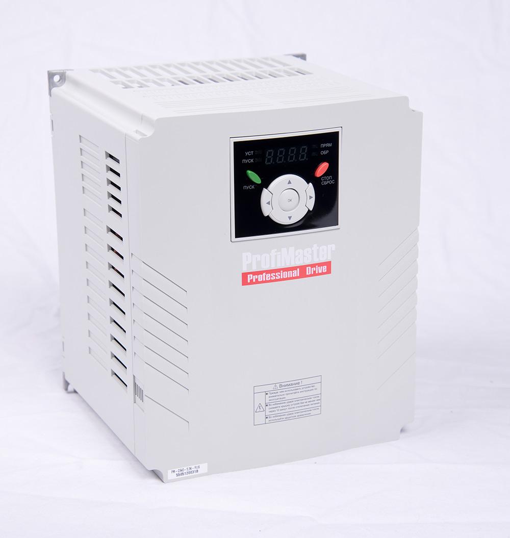 Преобразователь частоты PM-G540-5,5K-RUS (5,5 кВт)