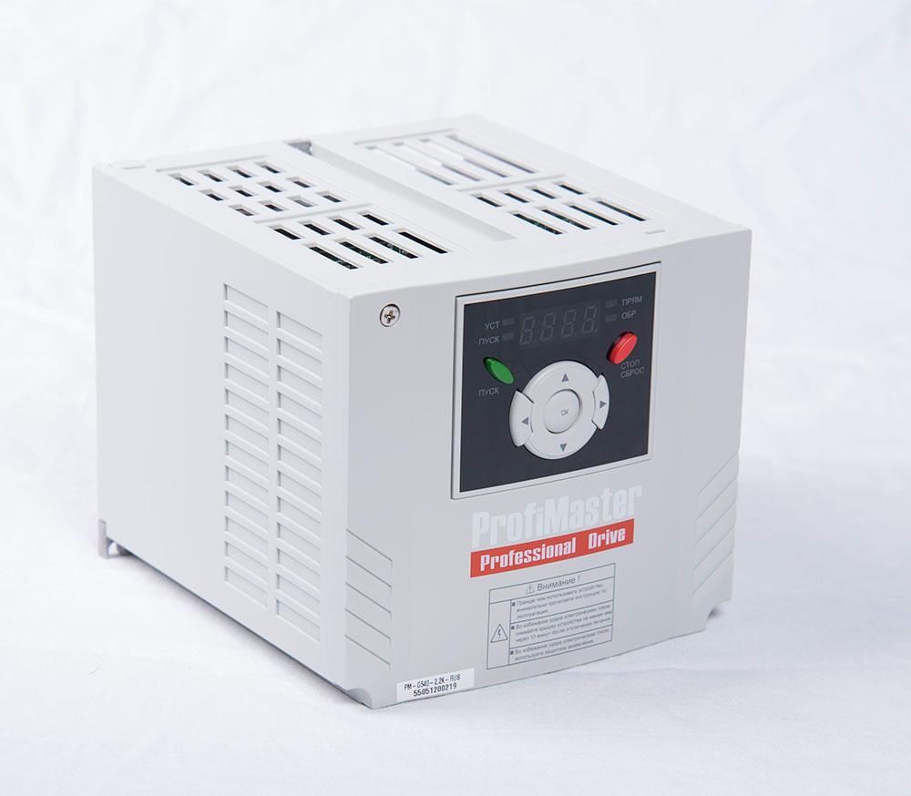 Преобразователь частоты PM-G540-2,2K-RUS (2,2 кВт)