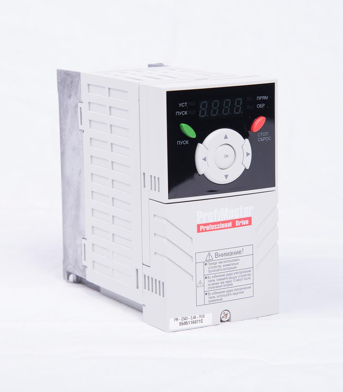 Преобразователь частоты PM-G540-0,75K-RUS (0,75 кВт)