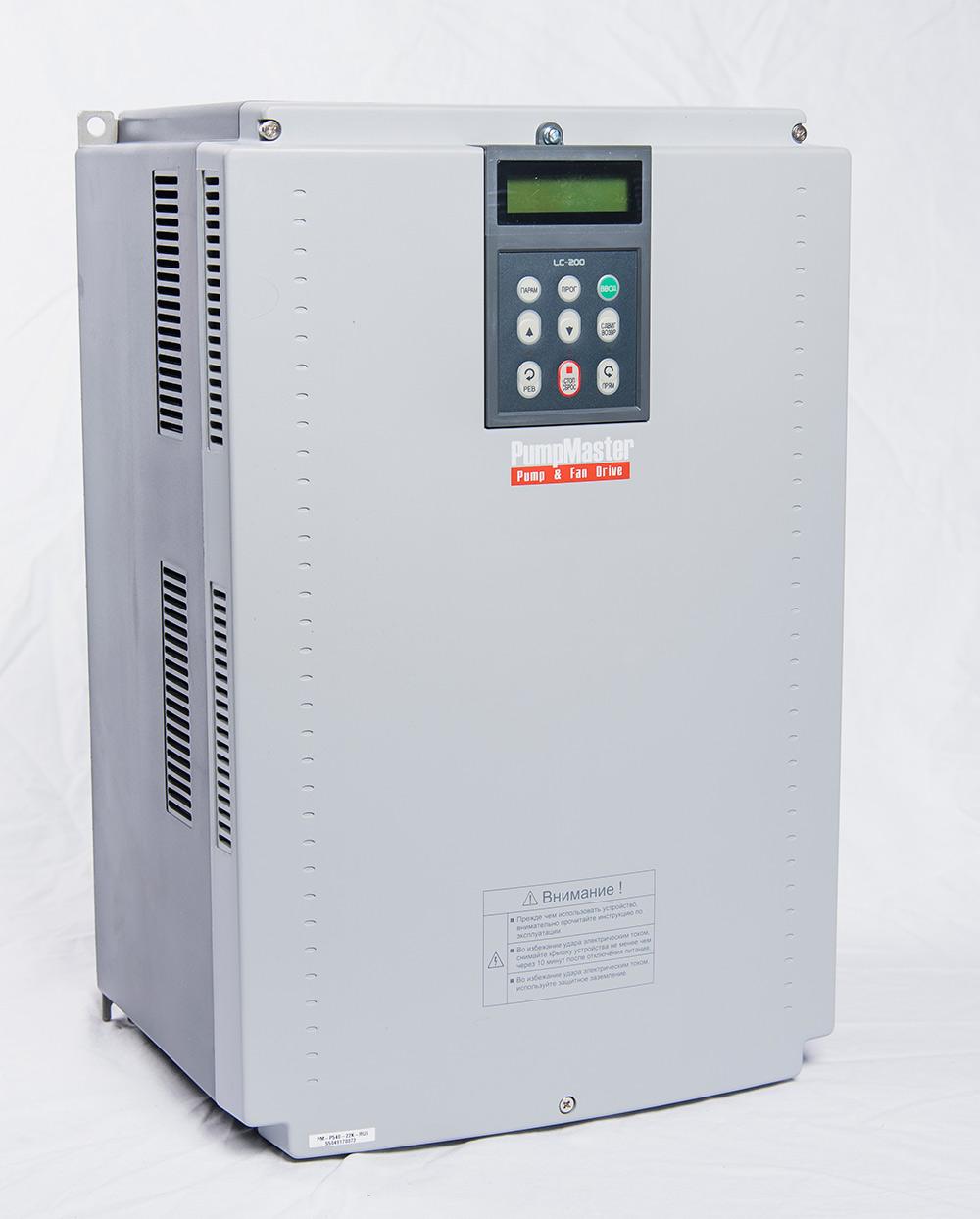 Преобразователь частоты PM-P540-110K-RUS(NEW) (110 кВт)