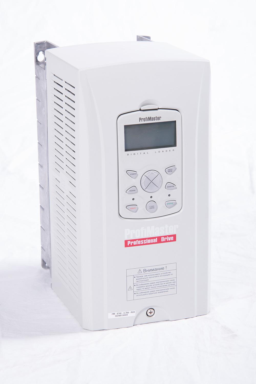 Преобразователь частоты PM-S740-3,7K-RUS (3,7 кВт)