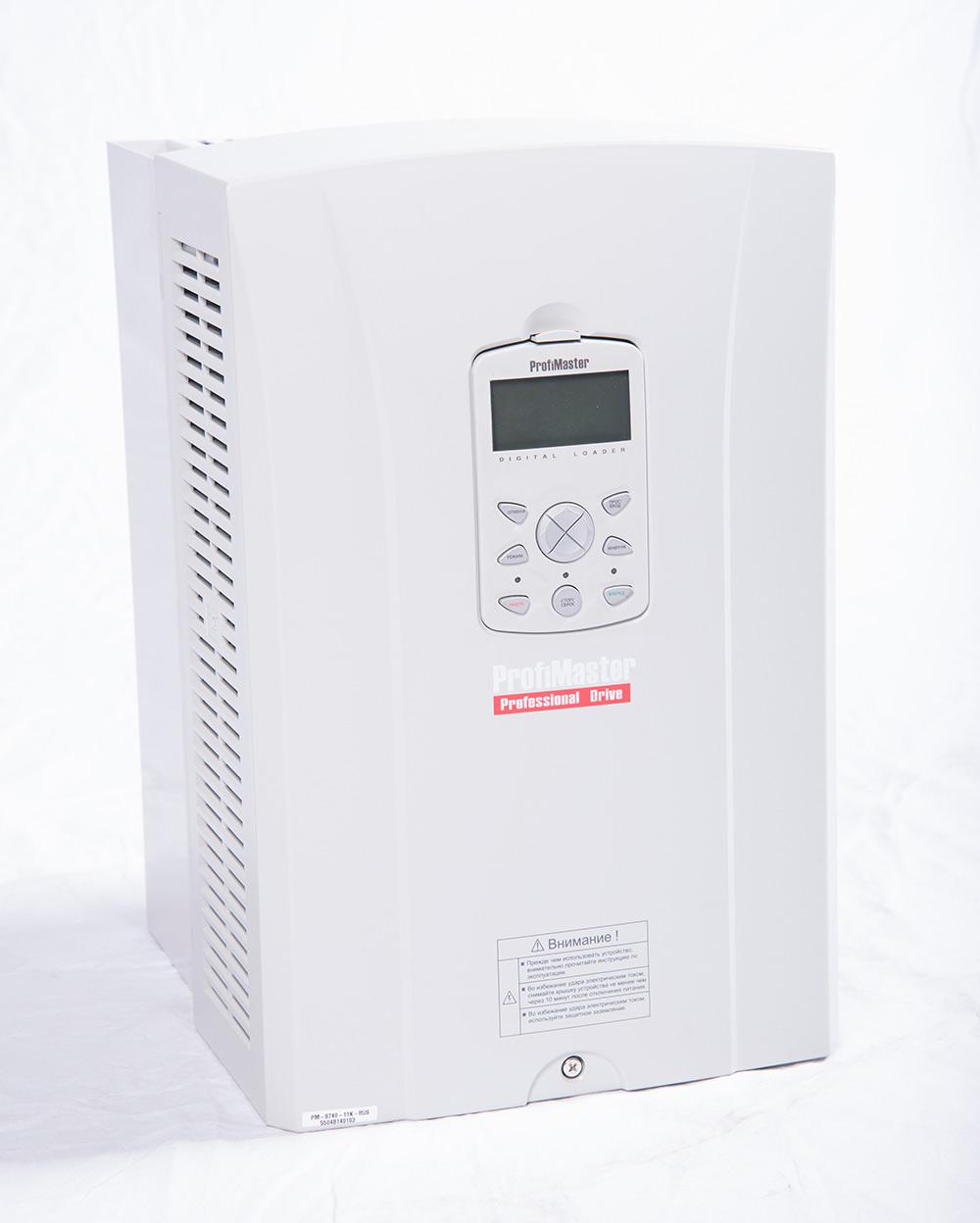 Преобразователь частоты PM-S740-11K-RUS (11 кВт)