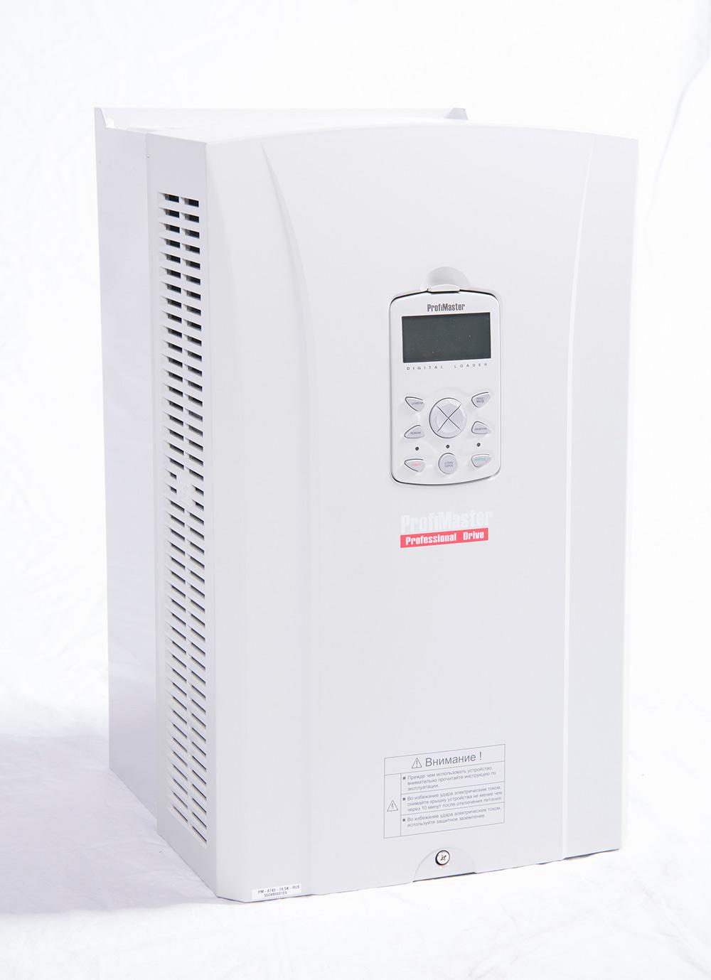 Преобразователь частоты PM-S740-18,5K-RUS (18,5 кВт)