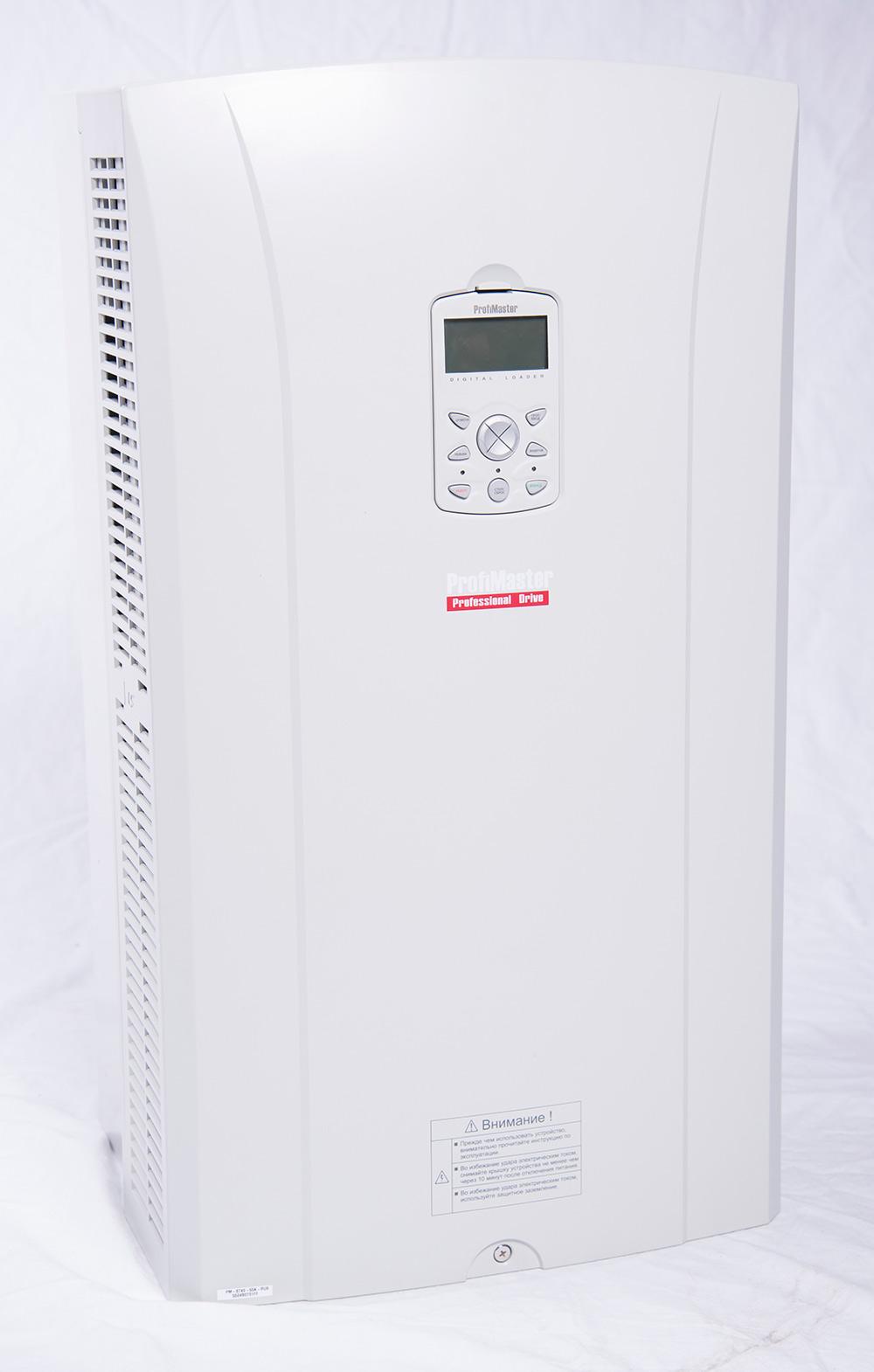 Преобразователь частоты PM-S740-75K-RUS (75 кВт)