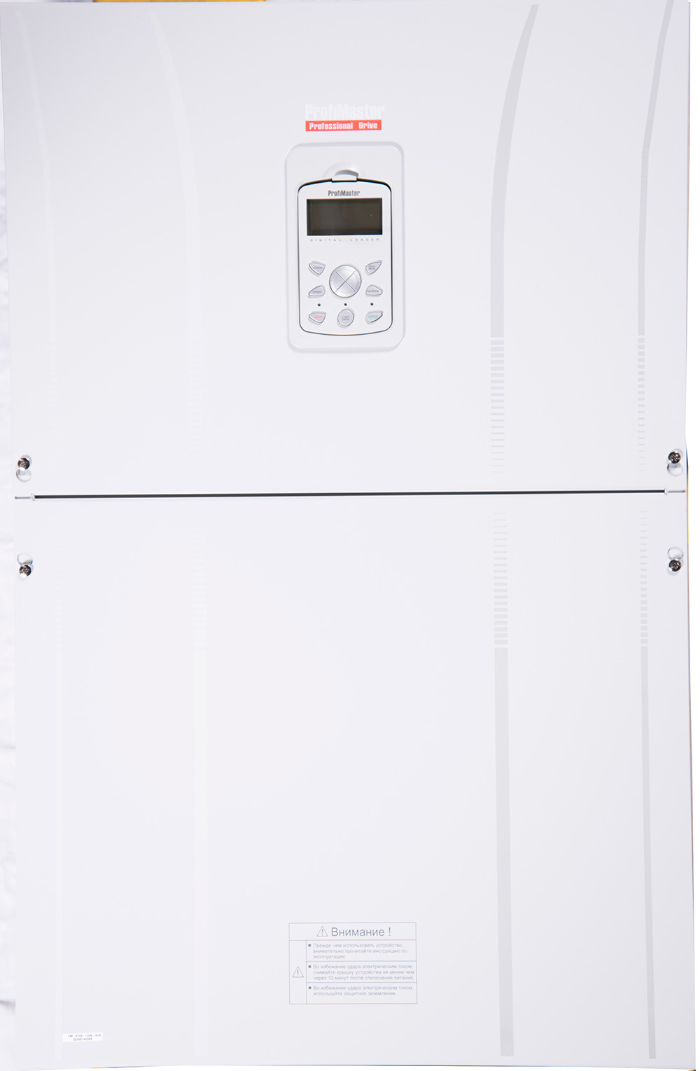 Преобразователь частоты PM-S740-185K-RUS (185 кВт)