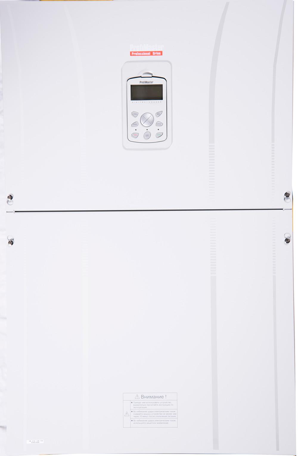 Преобразователь частоты PM-S740-375K-RUS (375 кВт)